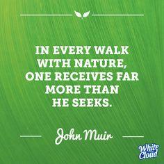 #quote #nature #livinggreen