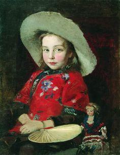 Andrei Petrovich Ryabushkin. Russian (1861 - 1904)