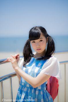 【あの街ツインテール】更新。今回初登場!加瀬南斗 @minato_xoxo !お揃いで一緒に観覧車に乗りたい!!日本ツインテール協会!