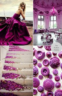 Colour Trend 2014 - Radiant Orchid