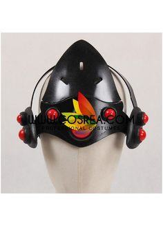 7e7f378f09c Overwatch Widowmaker Mask Cosplay Prop