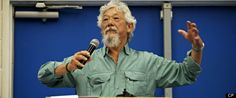 """Just because you are paranoid, doesn't mean they're not out to get you... """"Ethical Oil Says David Suzuki Foundation Should Be Investigated Over Political And Partisan Activity"""""""