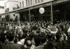 kisato2clipnews:    第1回仙台青葉祭りに集まった人々