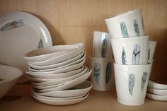 Vanessa Villarreal ceramics