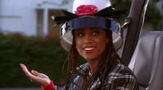 Discover & share this Dionne Davenport GIF with everyone you know. GIPHY is how you search, share, discover, and create GIFs. Dionne Clueless, Clueless 1995, Stacey Dash, Winter Is Here, 90s Fashion, Style Icons, Captain Hat, Halloween Costumes, Tv Shows