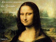 Poemini 05 - Um sorriso enigmático: La Gioconda!