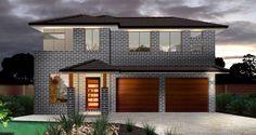 Eagle Display Homes: Freemans Ridge, NSW - Brolga Series 3. Visit www.localbuilders.com.au/display_homes_nsw.htm for all display homes in New South Wales