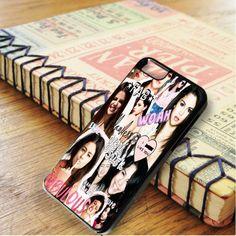 Selena Gomez Collage Idol Star iPhone 6|iPhone 6S Case