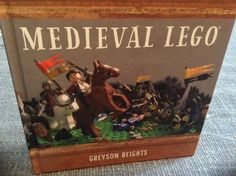 Using LEGO to show the history of medieval England :http://www.medievalists.net/2015/09/17/using-lego-to-show-the-history-of-medieval-england/
