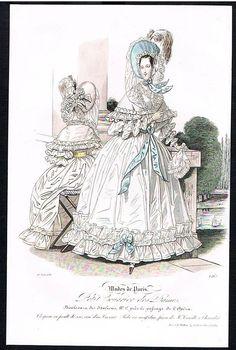 1836, Petit Courrier des Dames