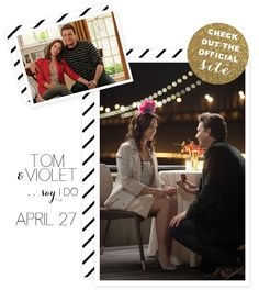 Cute sponsored promo for the movie on http://StyleMePretty.com/2012/04/12/the-five-year-engagement/ The Five Year Engagement ... How did your love propose? How long were you engaged?