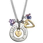 My World Halskette Sterlingsilber von Chambers & Beau, besondere Geschenkidee für Mütter