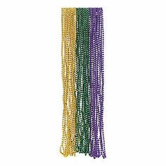 Mardi Gras Beads this is just for fun because it is New Orleans!!!