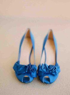 Something blue # shoes shoes shoes fashion shoes Blue Bridal Shoes, Blue Shoes, Stuffed Animals, Peep Toe, Wedding Heels, Wedding Girl, Fall Wedding, Wedding Stuff, Shoe Gallery