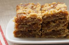 Dulce de Leche Bars | Bake or Break