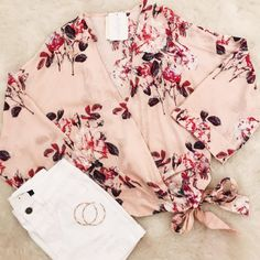 Why a collection of Charlotte boutiques for summertime? First off, the warmer months in Charlotte tend to lean towards the, well, sweltering side. Summertime, Floral Tops, Charlotte, Summer Outfits, Boutique, Crafts, Collection, Women, Style