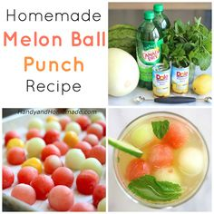 Melon Ball Drink on Pinterest | Luau Drinks, Pinnacle Vodka Drinks and ...
