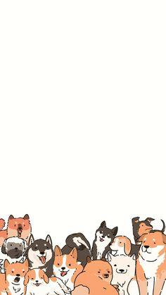Cartoon iPhone wallpapers