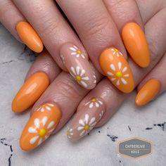 60 Atmospheric Stylish Spring Daisy Nail Art You Must Try Short Nails – ShelbyFashions Daisy Nail Art, Daisy Nails, Italian Art, Short Nails, Nail Design, Nailart, Trending Fashion, Stylish, Spring