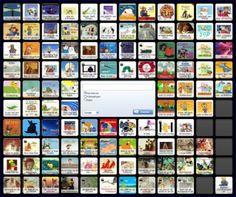 """Diana11_symbaloo een héle """"bladzijde"""" vol met verzamelde digitale boeken!!!"""