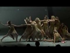 [S09 Meet the top 20] Top 10 Girls (Contemporary)   Travis Wall you amaze me-- this is stunningly beautiful!