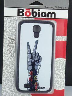 Bobiam design Robot peace  cellphone case  for samsung galaxy S4 #bobiam