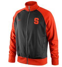 Nike Syracuse Orange Contender Track Jacket