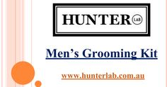 End your search for men's grooming kits, you can get the best of the lot with ease at https://hunterlab.com.au/.