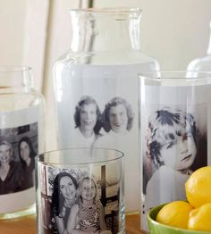 18 DIY Gifts in a Jar | Glass Containers for Moms Favorite Photos   | Inexpensive DIY Gifts for Mothers Day