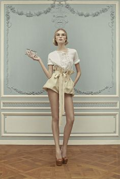 {fashion inspiration   couture : ulyana sergeenko spring-summer 2013} by {this is glamorous}, via Flickr