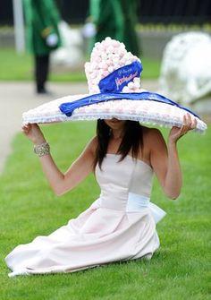 Hats at Royal Ascot Ascot Outfits 2ef9e689635