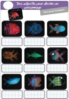 Vissen onder water on pinterest fish fish crafts and for Aujourdhui je cuisine