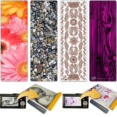 The Best Yoga Mats- upload your own photo to a yoga mat!!! $85