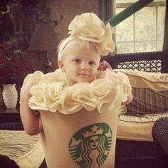 Cutest halloween costume ever! Love it @Kaitlyn Fulkerson