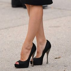 Classic #brianatwood #streetstyle. #shoefie #thesexisintheheel #Padgram