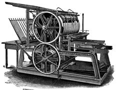 At first, the upper class thought that the style of handwritten text looked more sophisticated and looked down upon the new print press. Other print shops developed and turned print press into a whole new trade. Printing Services, Online Printing, Quality Printing, Handwritten Text, Wonder Book, Printing Press, Book Printing, Bookmark Printing, Card Printing