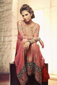 Tena Durrani Mughal Masterpiece (Part Deux): Tena Durrani Bridals