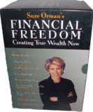 Suze Orman's Financial Freedom Creating True Wealth Now Audio CDS (9 CD Set) - http://www.tradingmates.com/productivity/must-read-productivity/suze-ormans-financial-freedom-creating-true-wealth-now-audio-cds-9-cd-set/