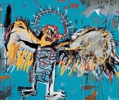 Obra de Jean-Michel Basquiat, Fallen-Angel