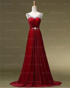 off shoulder prom dresses, red prom dress, chiffon prom dresses, long prom dresses, 2015 prom dresses, sexy prom dresses, dresses for prom, CM292