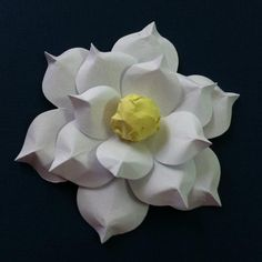 DIY Flower - Bead&Cord
