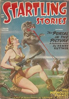 Startling Stories, August 1949 by horzel, via Flickr