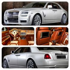 2010 Mansory Rolls-Royce White Ghost Limited