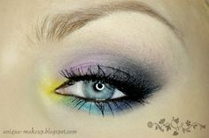 colourful again by aniqua makeup on Makeup Geek