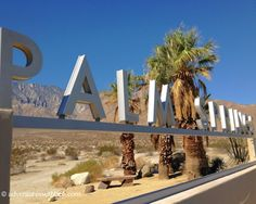 A Palm Springs Itinerary