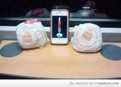Candle Lit Dinner For Two. Best date ever right here