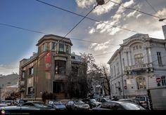 Strada George Enescu Romania, Street View