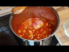 Hétfalusi Csángó gulyás / Szoky konyhája / - YouTube Chili, Soup, Youtube, Chile, Soups, Chilis, Youtubers, Youtube Movies