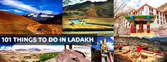 101 THINGS TO DO IN LEH LADAKH