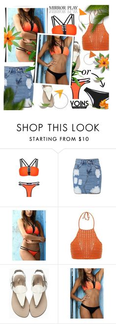 """Yoins"" by tinaisapenguin ❤ liked on Polyvore featuring yoins and loveyoins"